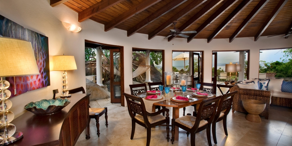 OnTheRocks Dining Room